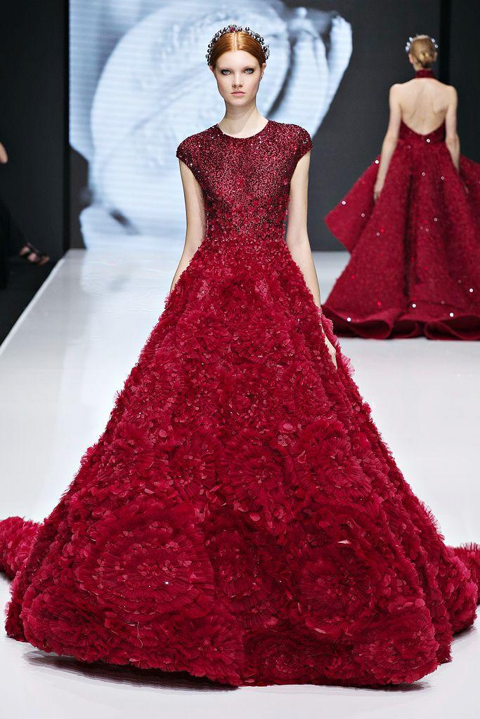 michael cinco haute couture ss16 fashion pinterest haute couture createur et soiree. Black Bedroom Furniture Sets. Home Design Ideas