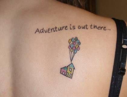 Best Disney Tattoos   Cool Disney Tattoo Ideas