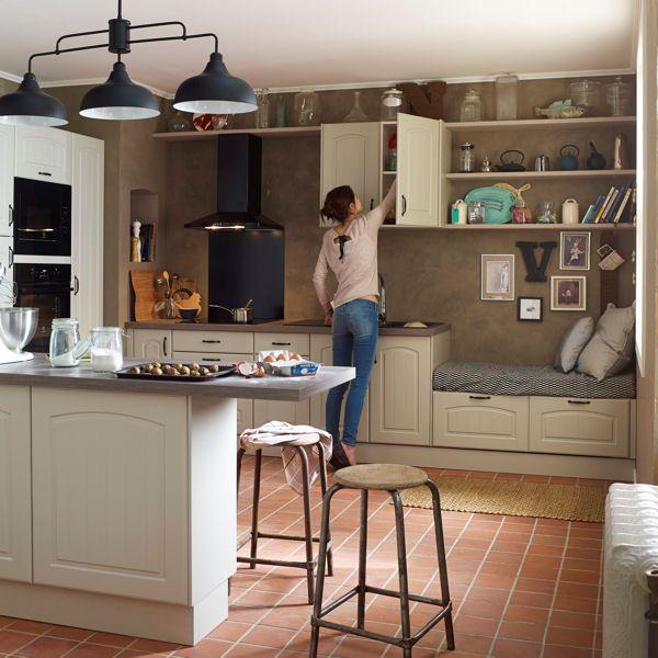 "Oléron"" De Leroy-Merlin | Cocinas | Pinterest | Oleron, Leroy"