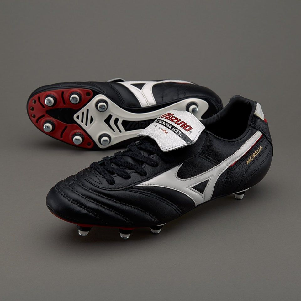 mizuno professional model football boots
