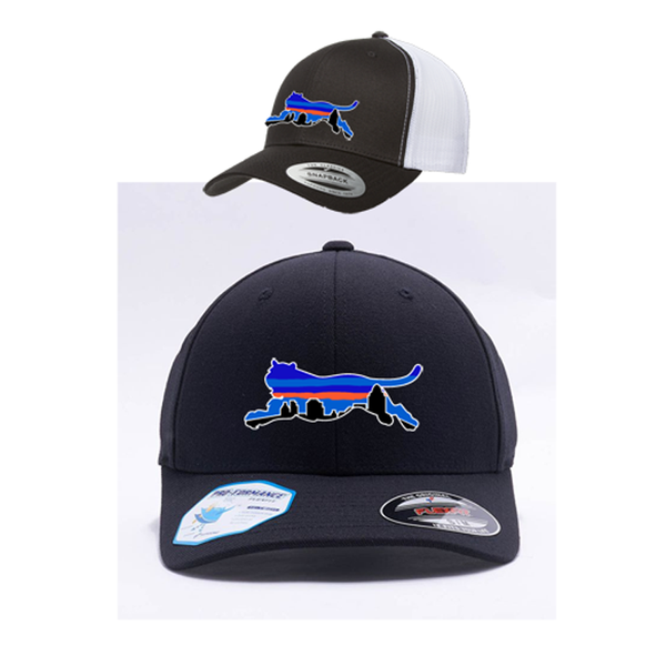 huge discount 712ed 722e3 ... discount code for parody design of the famous patagonia fitz roy hats  featuring the cincinnati skyline