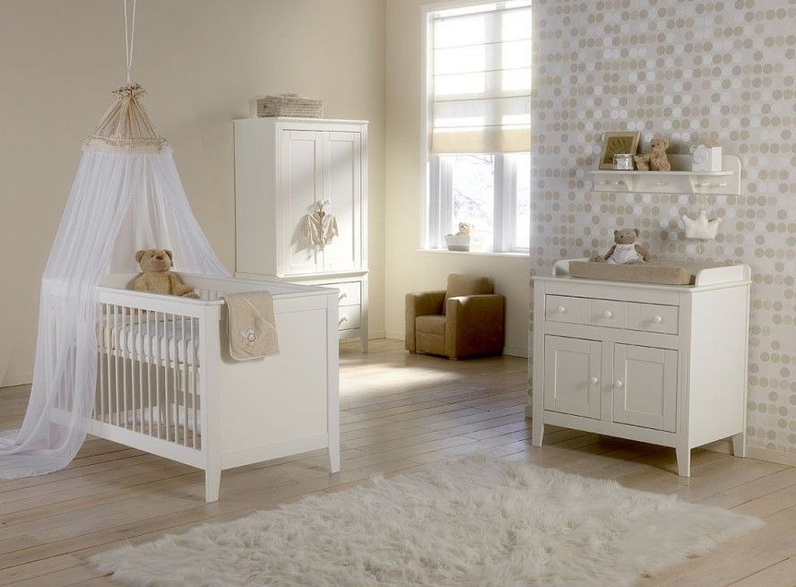 Baby Furniture Sets In Colorful Design For Cute Room Ideas Cream From Wooden Material