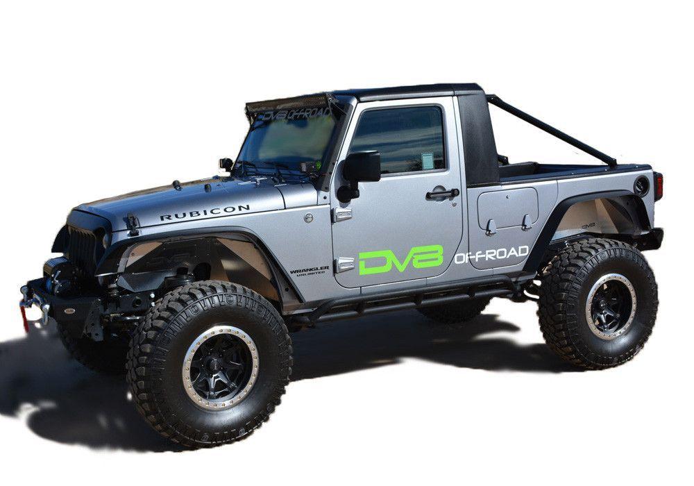 Dv8 Truck Conversion By Thaler Design The Dv8 Truck Conversion