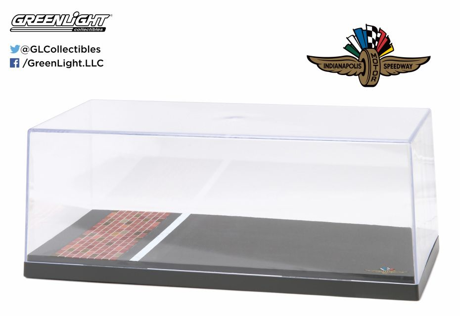 Indy Acrylic Case 1 18 Accessories Display Display Case Collectibles