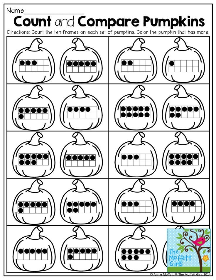 Count and Compare Ten Frames! TONS of fun and effective