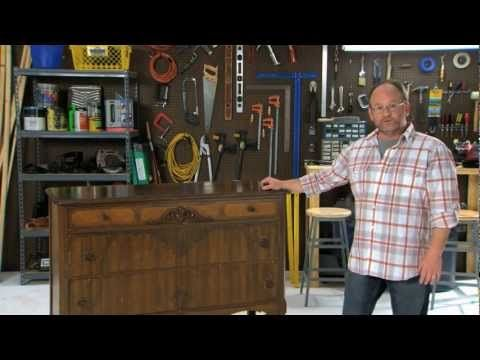 Hardware How To Repair Dresser Drawers Wood Glue Wood Crafting Tools Repair