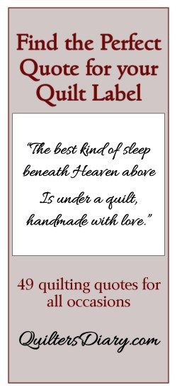 You've made a handmade gift quilt to celebrate a special occasion ... : memorial quilt poems - Adamdwight.com