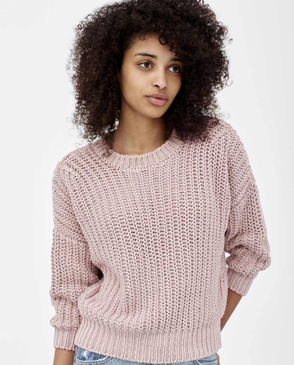24873aa2cbd jumper-woman-no18-plum-blossom | Clothes in 2019 | Jumpers for women ...
