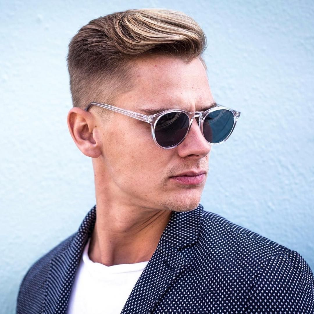 Good Haircuts For Men Haircut Styles Short Cuts And Hair Style - Hairstyle side cut for man