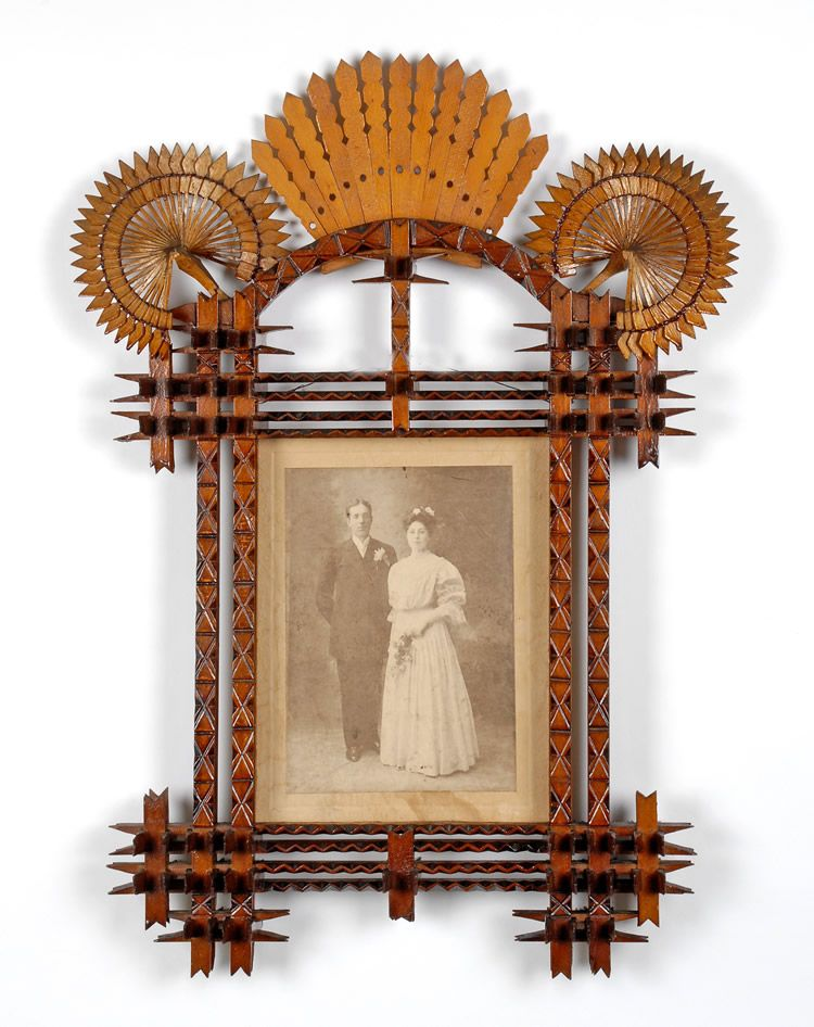 1000 images about tramp art on pinterest sewing box folk art and pedestal