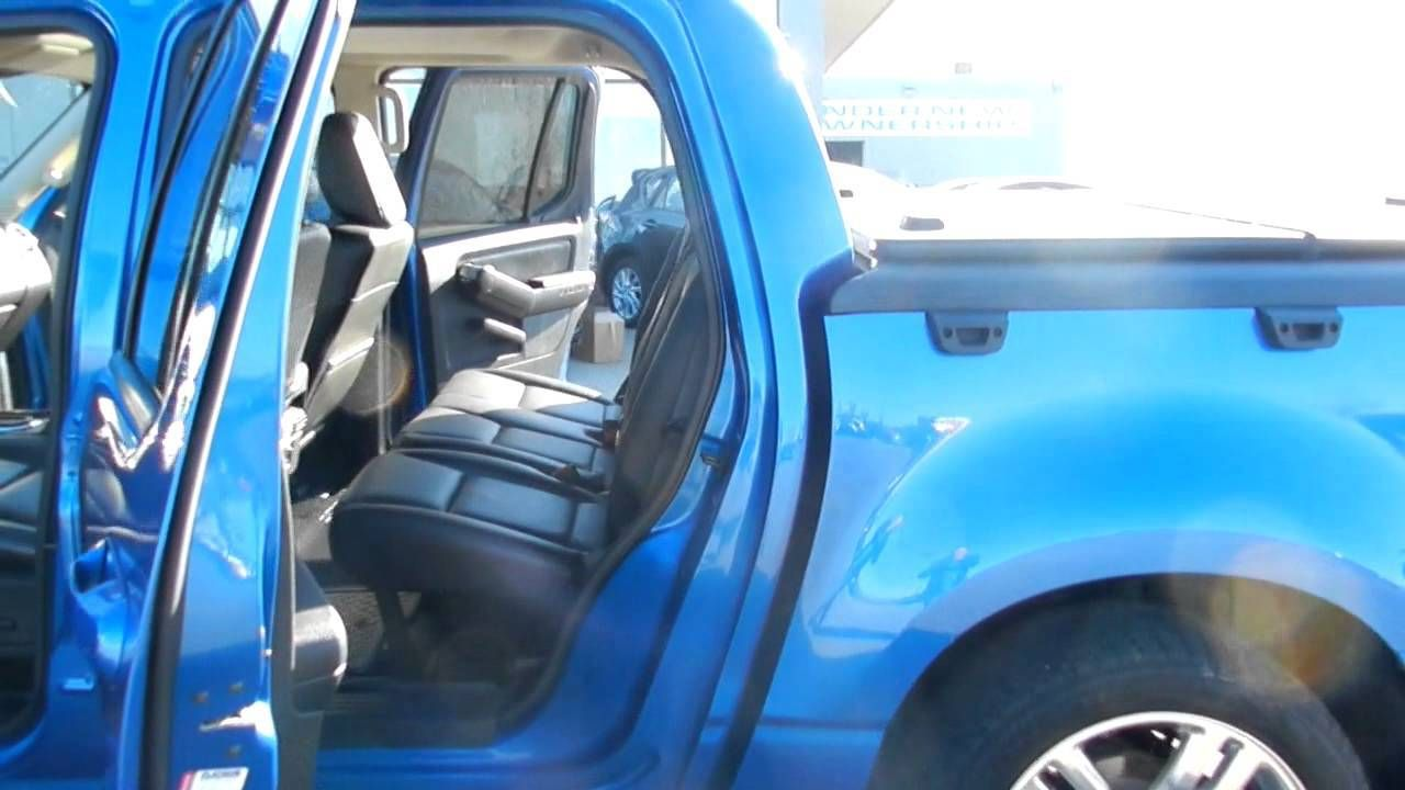 Ford Explorer Sport Trac Adrenaline Edmonton Mazda Dealer