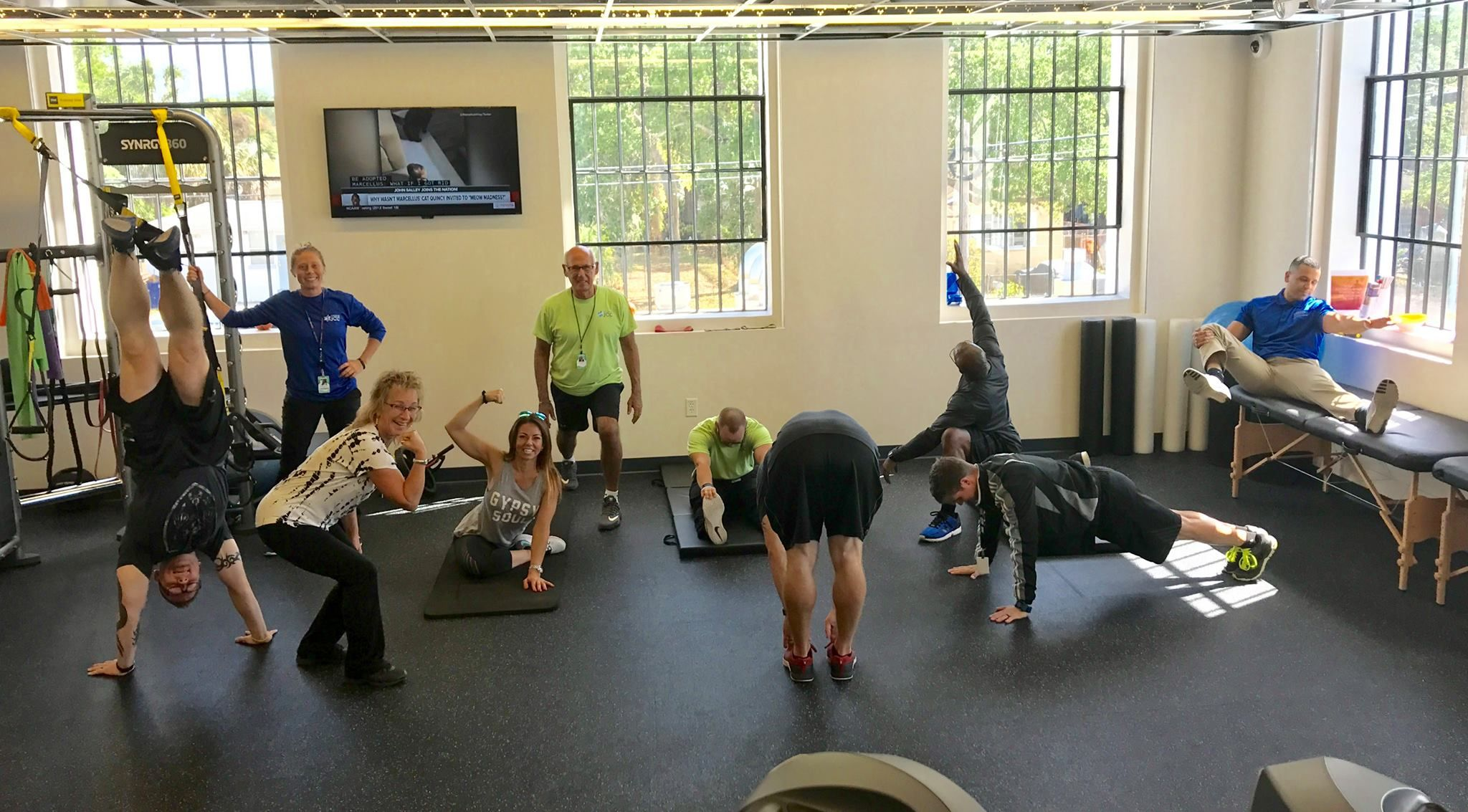 Fitness Clubs In Tampa Fitness Club Fitness Fitness Center