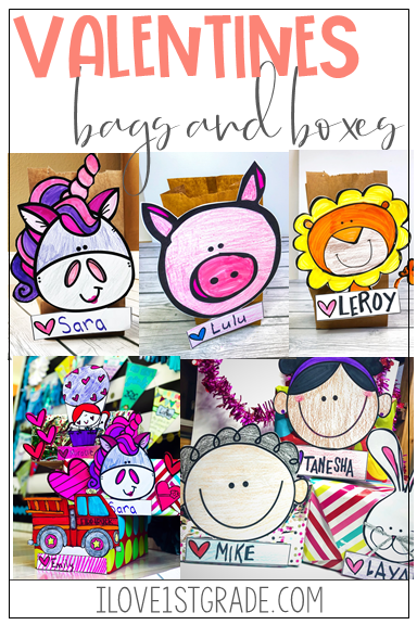 Valentines Day   Valentines Bags   Valentines Boxes