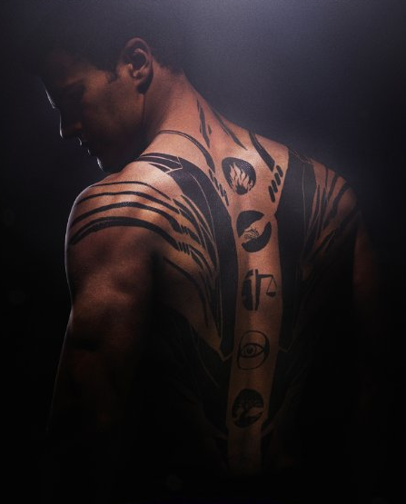 Divergent tattoos 101 divergent and tattoo for Divergent tattoo tris