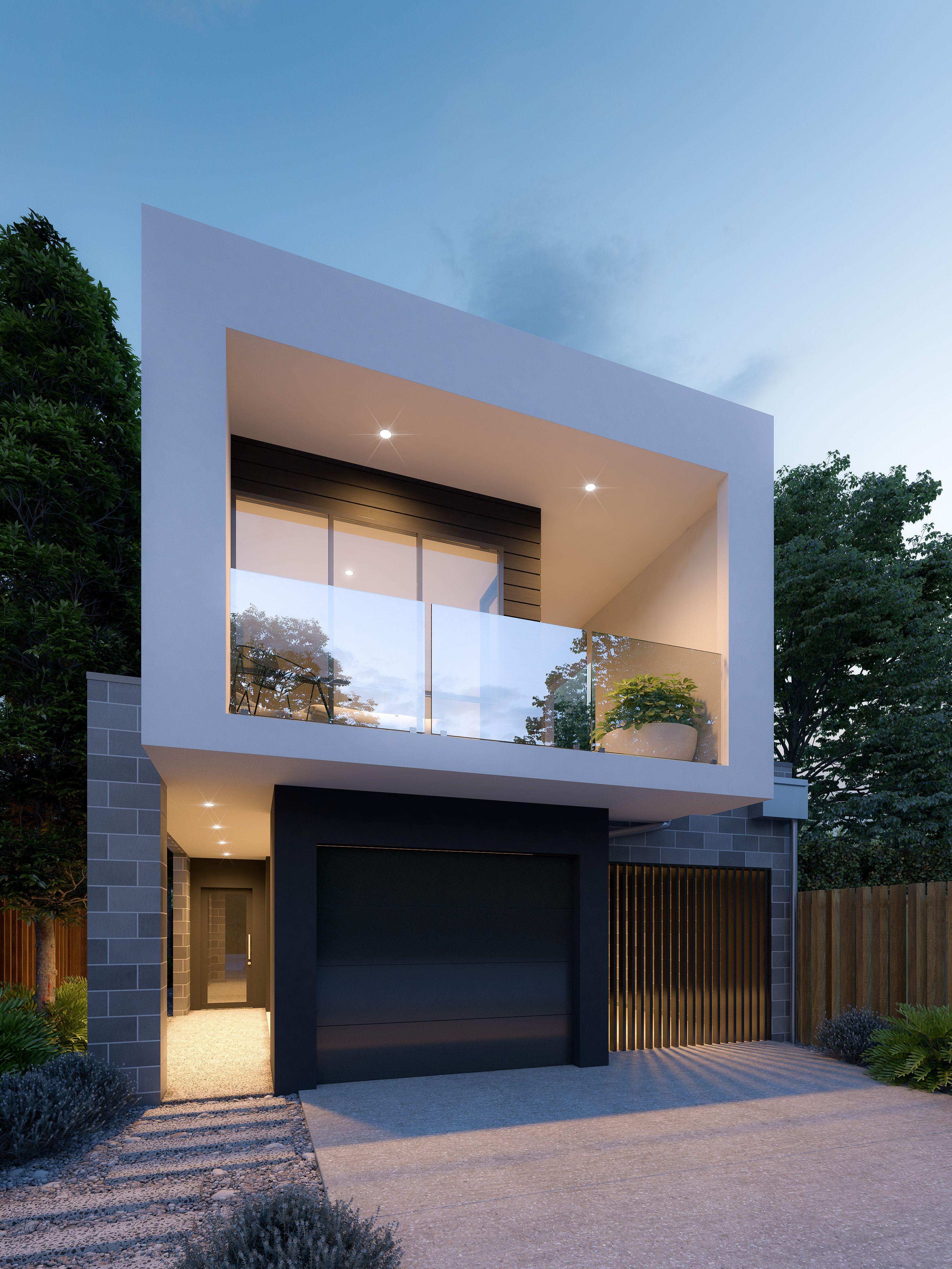 Si moderna casas modernas en 2019 casas contempor neas - Casas modernas de diseno ...