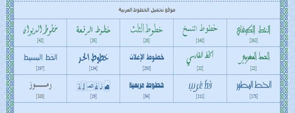برنامج الفوتوشوب تحميل خطوط عربية موقع رائع لتحميل خطوط الفوتوشوب العربية وطريقة تركيبها على البرنامج Photoshop