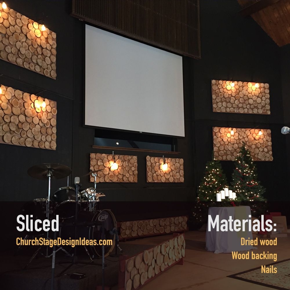 Sliced From Hope Crossing Church In Denver, CO Church Stage Design Ideas