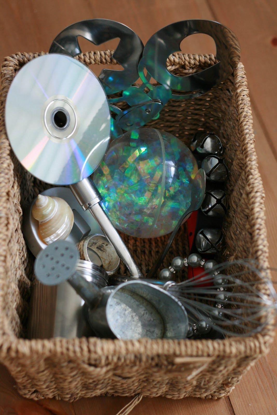 Heuristic Play Treasure Baskets The Imagination Tree