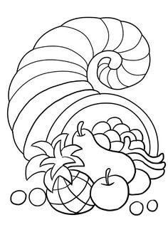 Top 25 Thanksgiving Coloring Pages For Your Toddlers Cornucopia For Novem Free Thanksgiving Coloring Pages Turkey Coloring Pages Thanksgiving Coloring Sheets