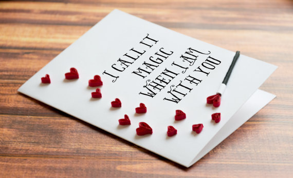 Valentines day card i love you card valentine card