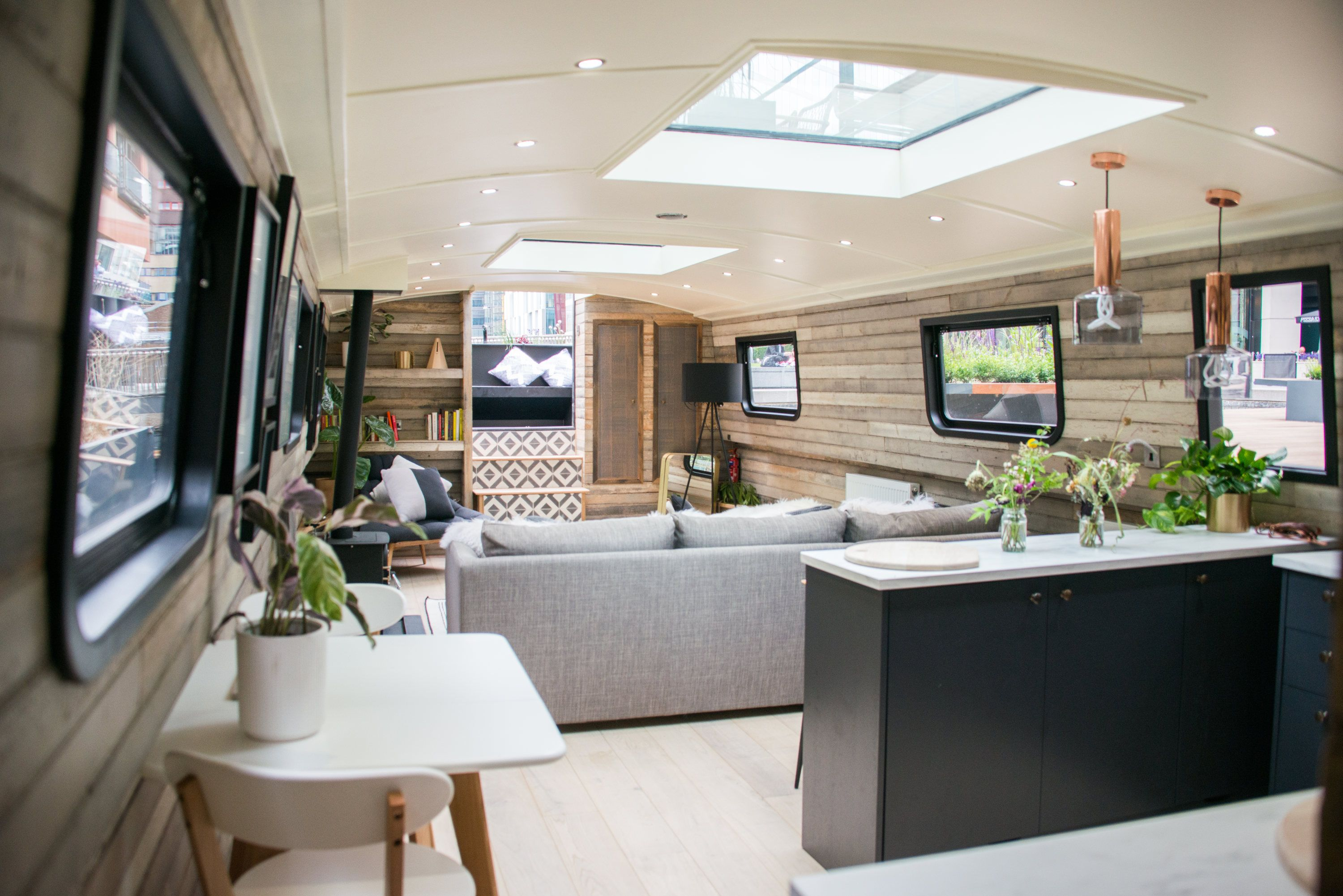 Photo of Spend the night on London's canals in this new boat hotel