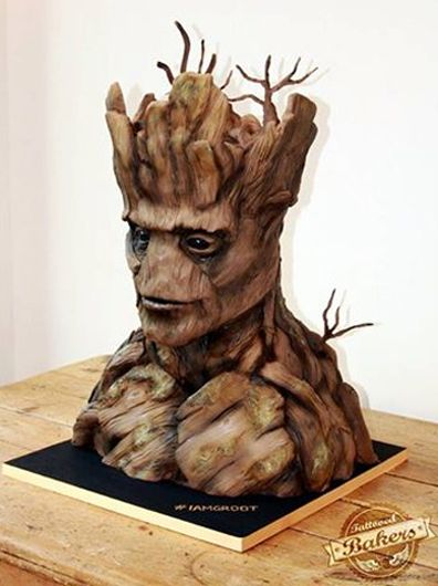 guardians of the galaxy wedding cake this cake shouts i am groot galaxy cake 15009