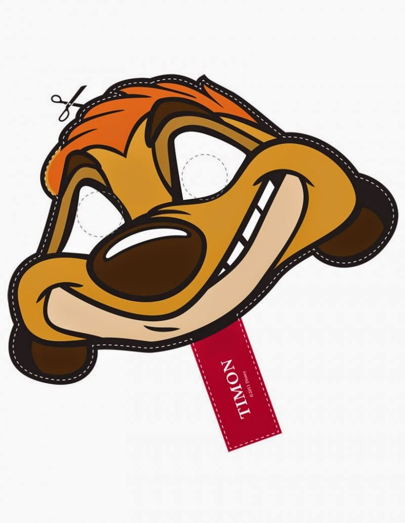 The Lion King Free Printable Masks Lion King Crafts Lion King Lion King Jr