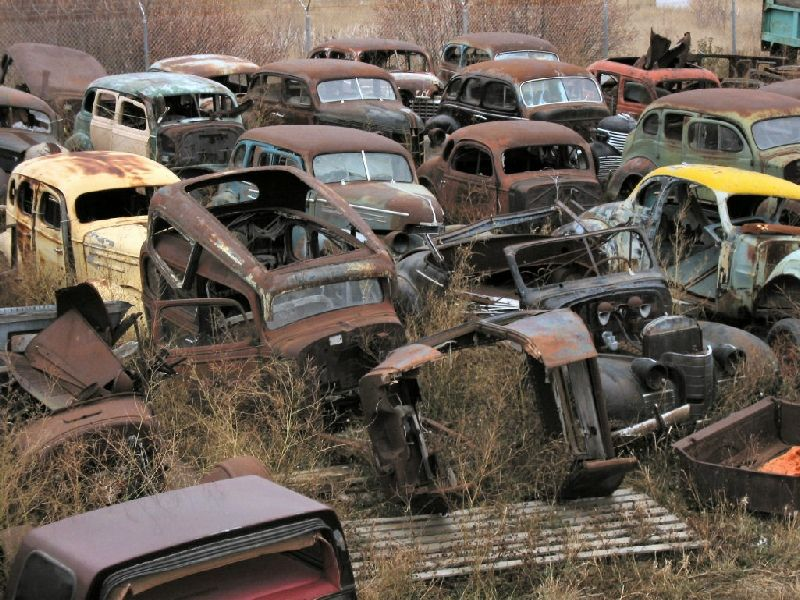 One man\'s collection of more than 600 vintage cars a | Cars ...