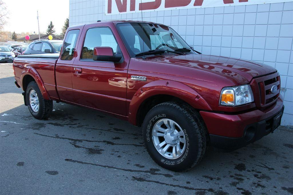2010 Ford Ranger TONNEAU COVER CLEAN TRUCK Truck