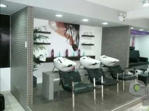 Peluquerias modernas buscar con google deco - Salones de peluqueria decoracion fotos ...