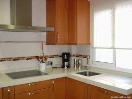Resultado de imagen para cocinas integrales pequeñas para casa de infonavit