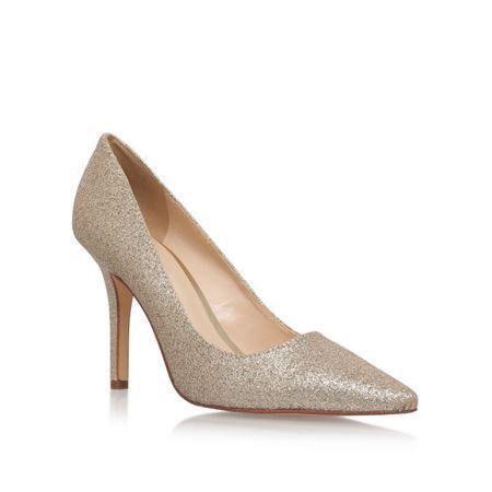 Glitter High Heel Sandals - ROXY - Glitter Strappy - Posh