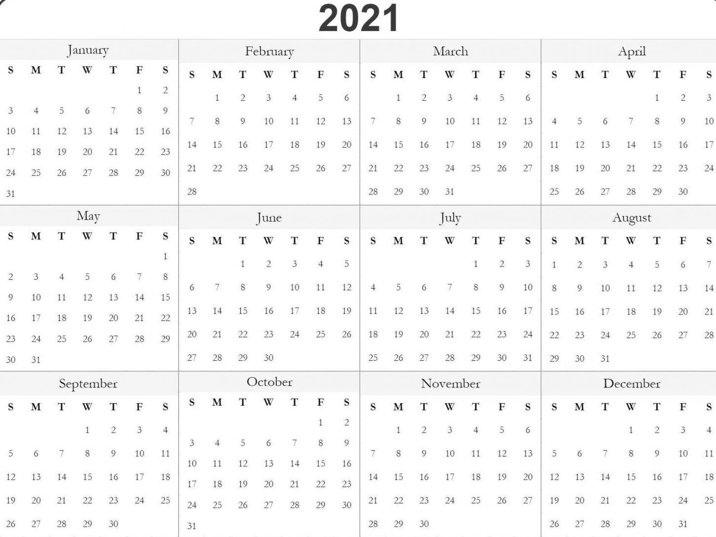 Printable 2021 Julian Date Calendar Free Printable Calendar Templates Print Calendar Free Printable Calendar