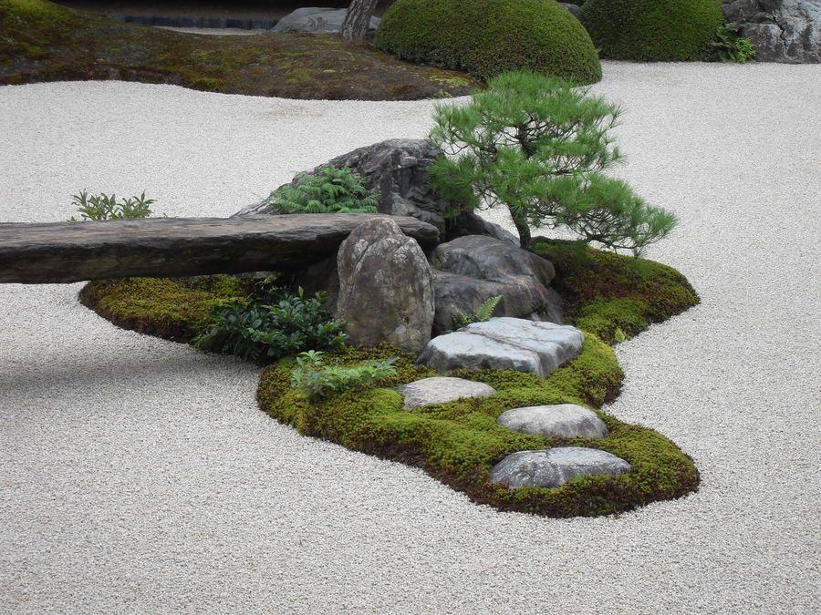 Garden outside of adachi museum of art in japan stardew for Jardin chinois zen