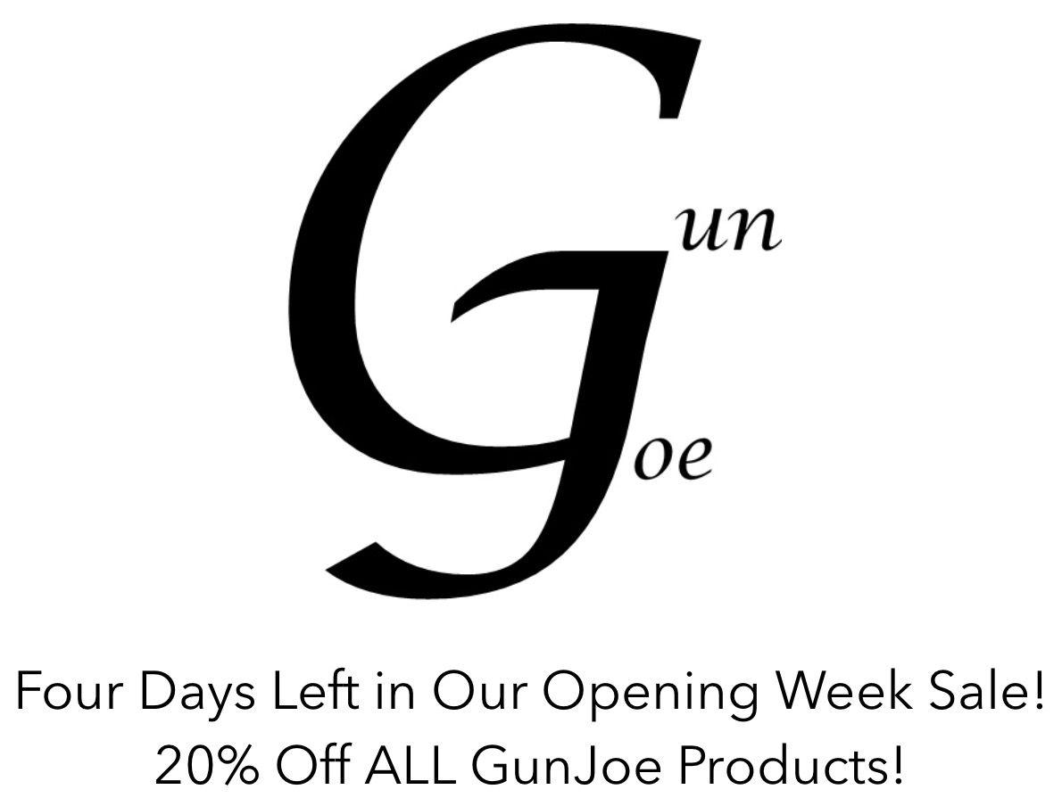 20% Opening Week Sale Ending Soon! Make sure to buy your