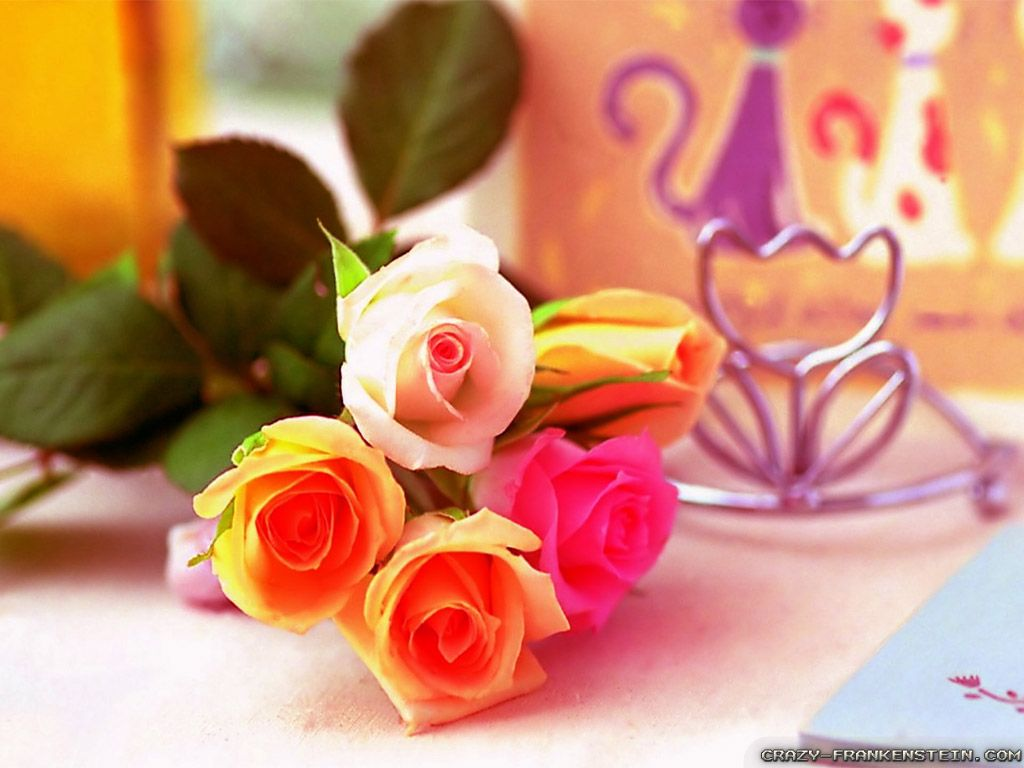 love wallpaper: valentine day flowers 1600×1200 love flowers images