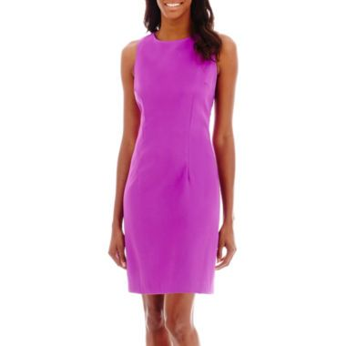 Alyx Solid Pink Casual Dress Size 14 (Petite) - 83% off