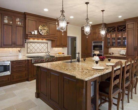 Tuscan Style Kitchen Design, Pictures, Remodel, Decor and Ideas
