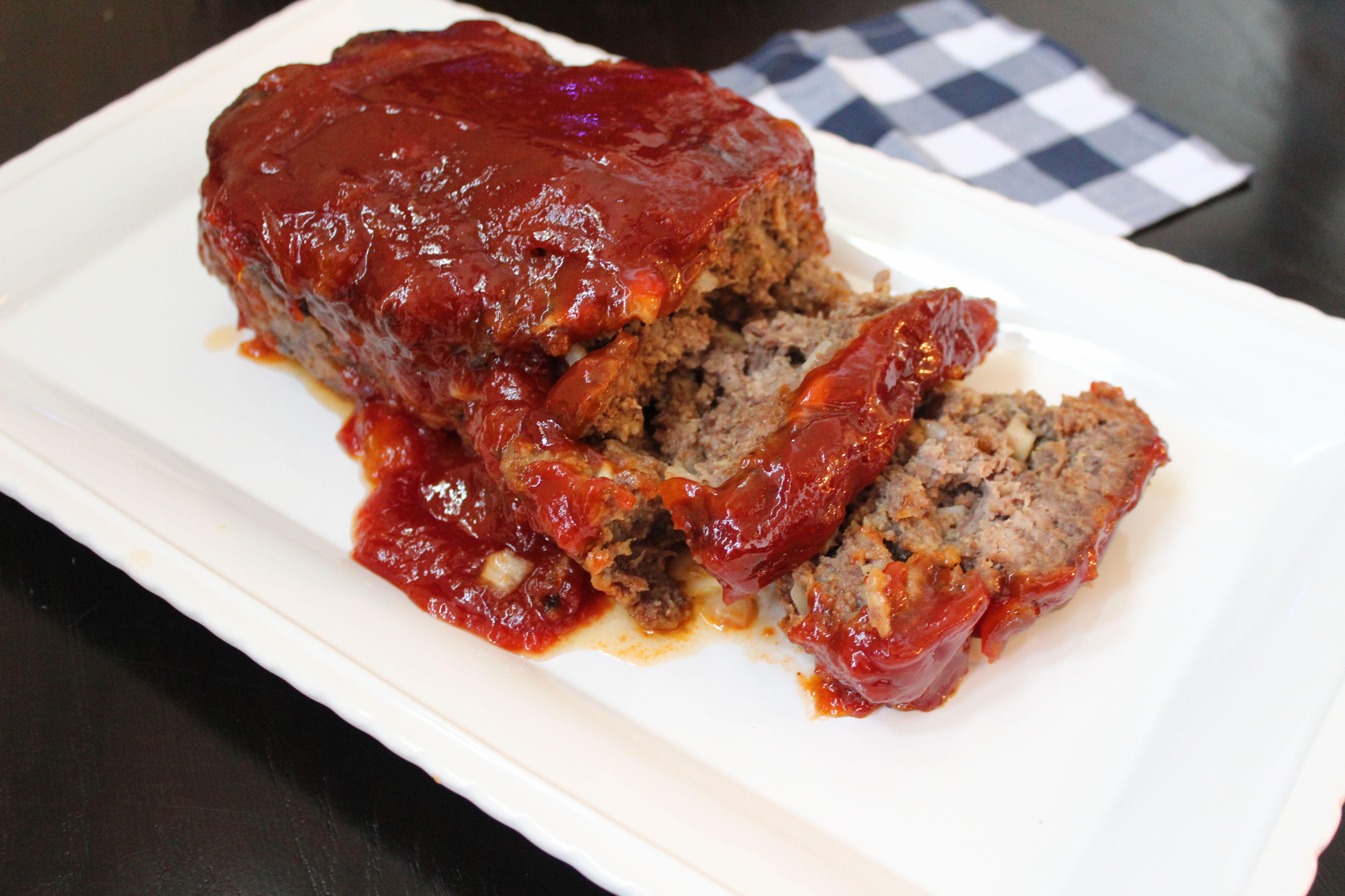 Meatloaf Recipe Best Meatloaf Good Meatloaf Recipe Homemade Meatloaf
