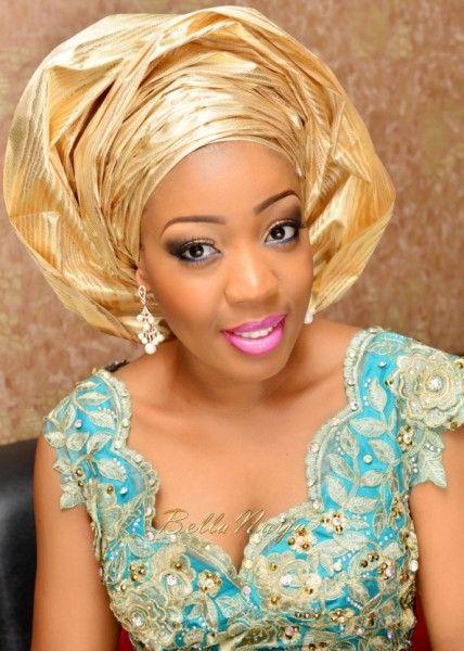 Tolu & Bode | Lagos Nigerian Yoruba Wedding | BellaNaija | Photonimi | 065