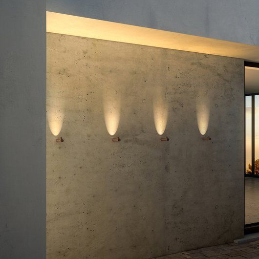 Vibia- Vibia Bamboo Exterior Wall Light|Exterior Wall Lights ...