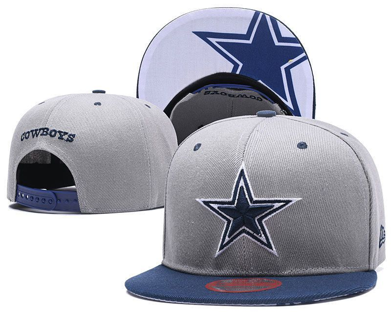 7108c4ae6 2018 NFL Dallas Cowboys Snapback 2 hat LTMY