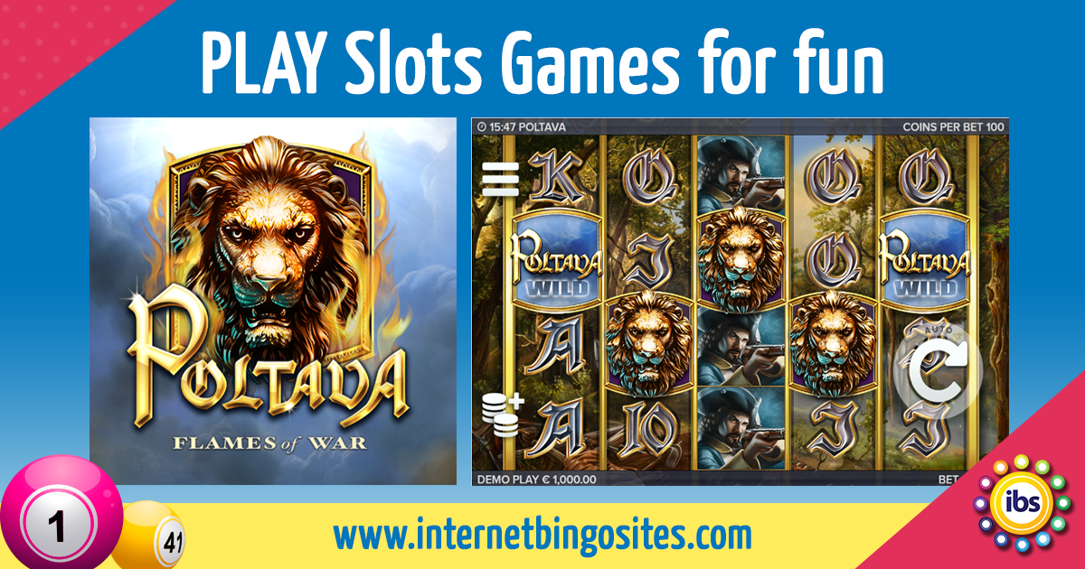 Poltava Slot Review Free slot games, Play slots, Games
