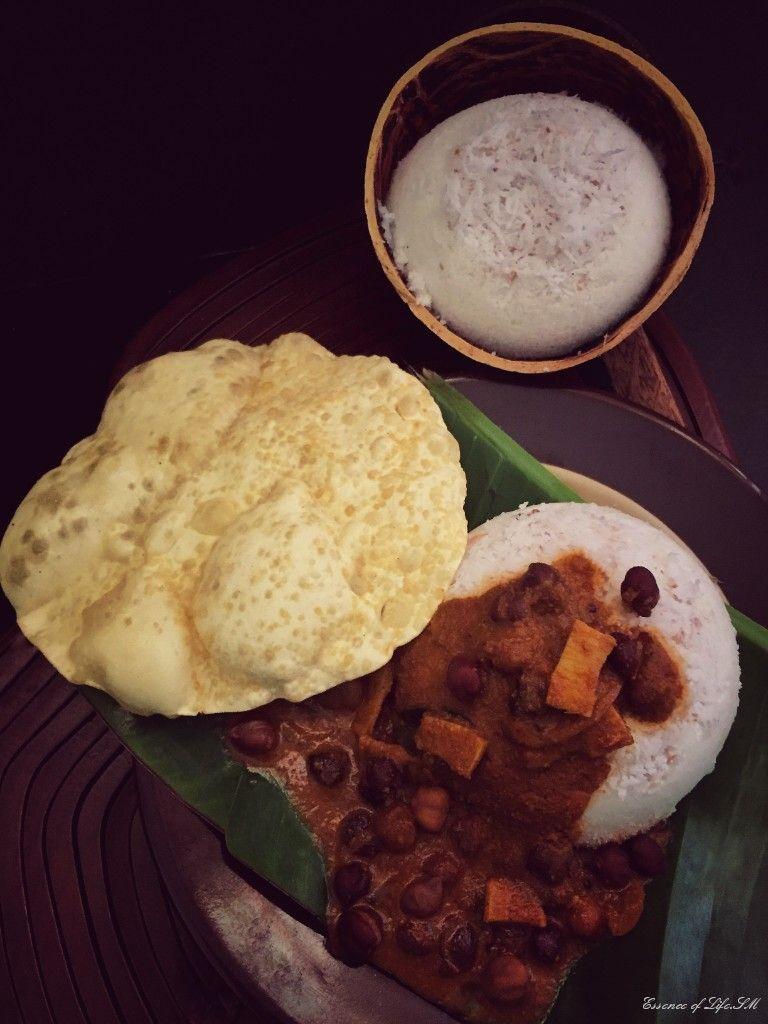 CHERATTA PUTTU - HOW TO MAKE PUTTU IN A COCONUT SHELL