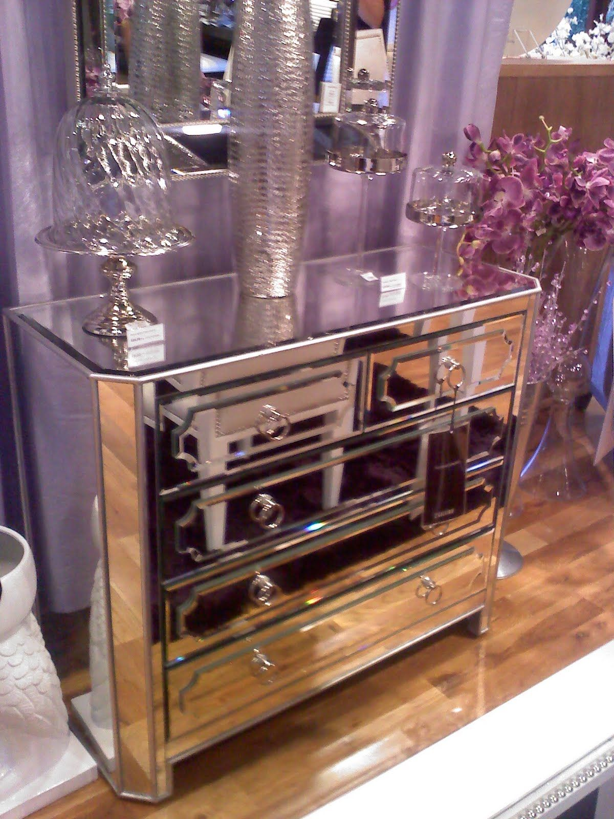 High Quality Z Gallerie Mirrored Furniture #7 Ohgraciepie I Want Everything  In Z Gallerie