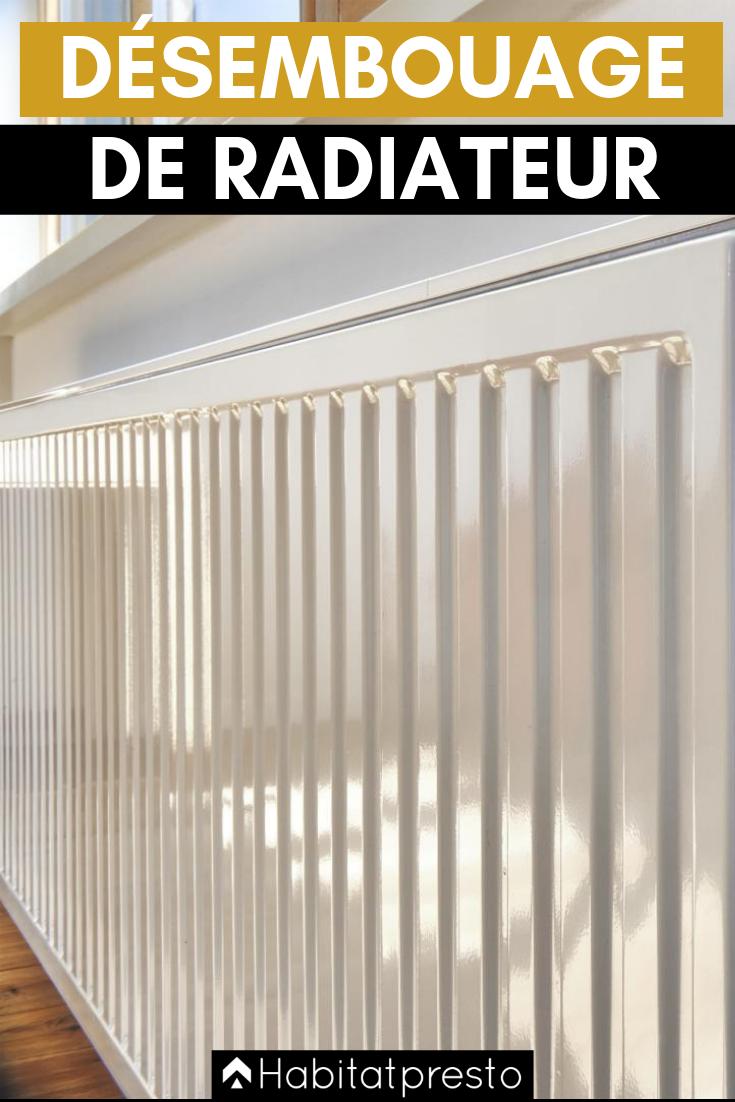 Desembouage Radiateurs 9 Etapes Pour Un Chauffage Efficace Radiateur Chauffage Et Chauffage Au Sol