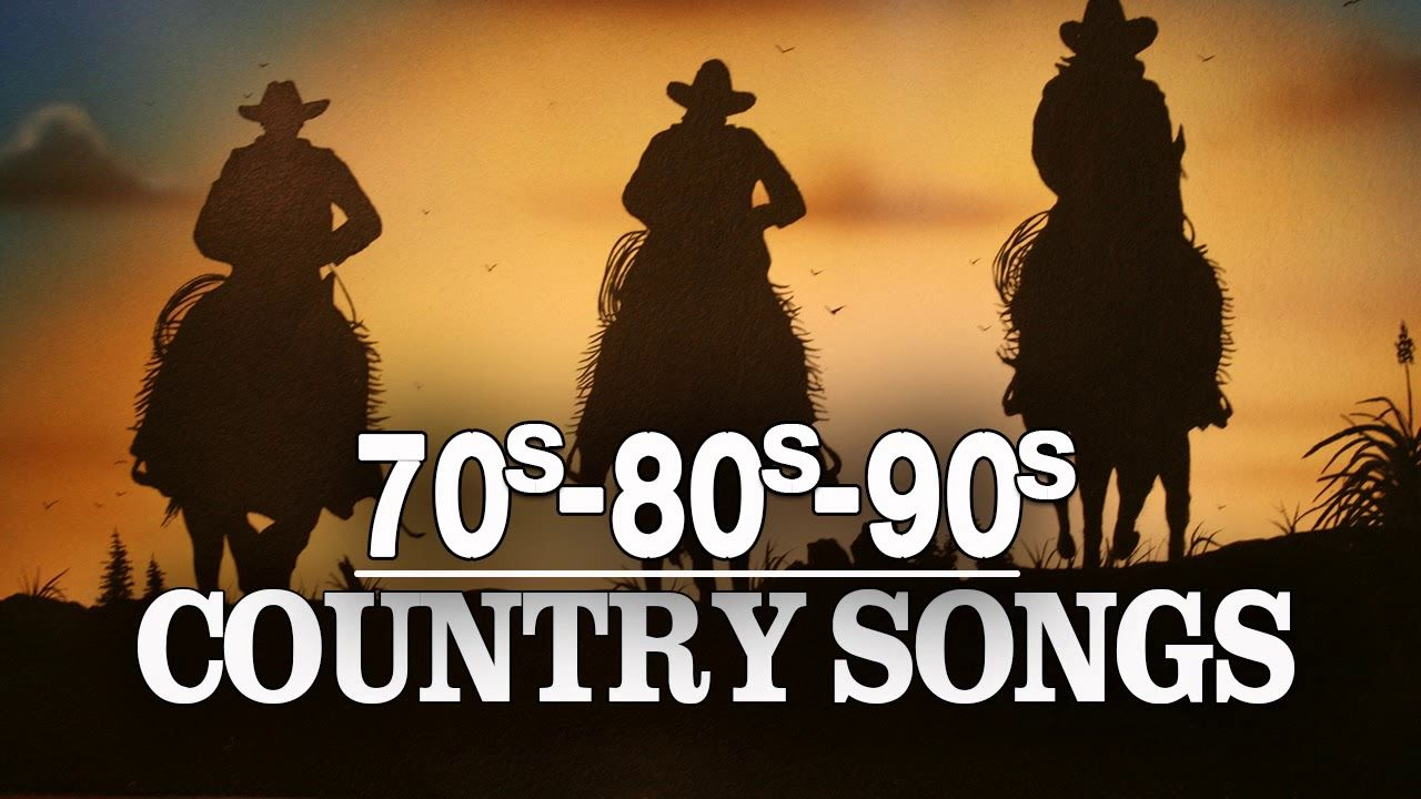Best Classic Country Songs Of 70s 80s 90s - Greatest Old Country ...