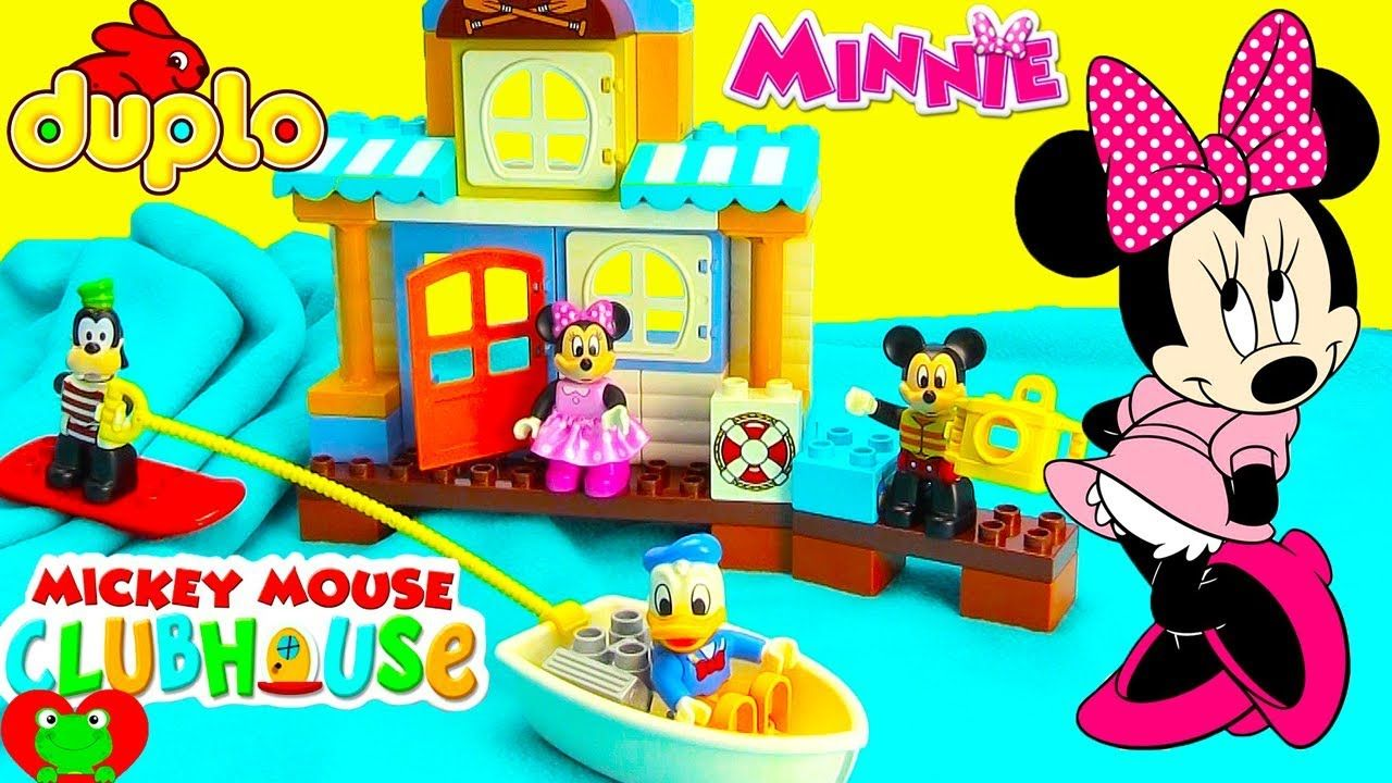 Pin By Toy Genie On Mickey Mouse Club House Friends And Tsum Tsum Surprises Disney Mickey Mouse Clubhouse Mickey Mouse Clubhouse Mickey Mouse