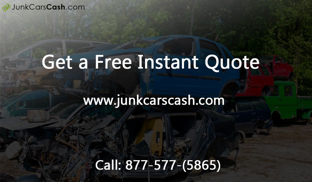Junk Car Removal Quote Offers You Price As Well As Mental Relief Too ...