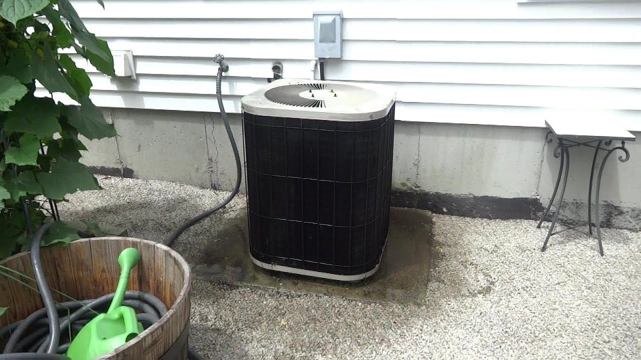 Goodman Ac Condenser Not Cooling In 2020 Ac Condenser